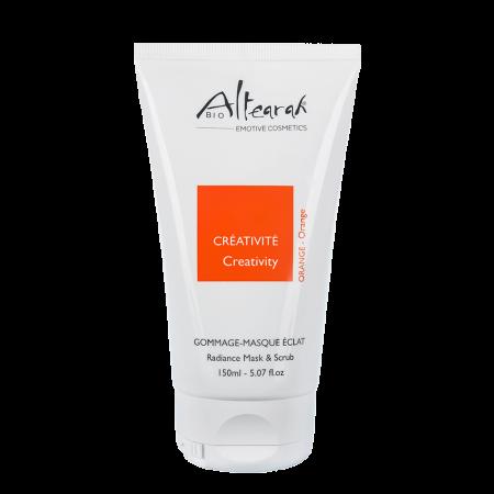 Radiance Mask & Scrub - Orange Creativity -Altearah UAE