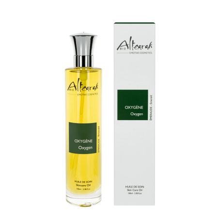 emarald oxygen skincare oil
