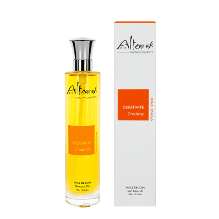 Best Skincare Oil UAE - Orange Creativity -Altearah