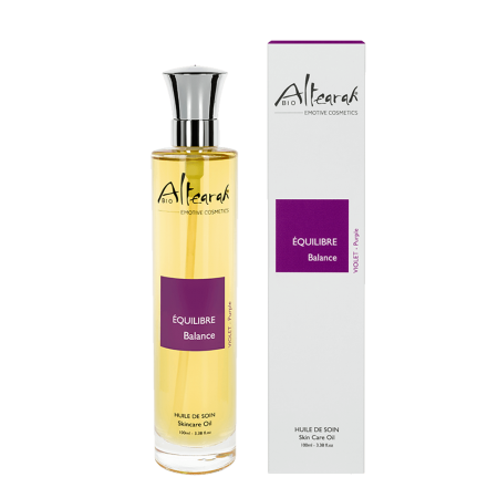 Purple - Balance- Best -Skincare Oil - UAE