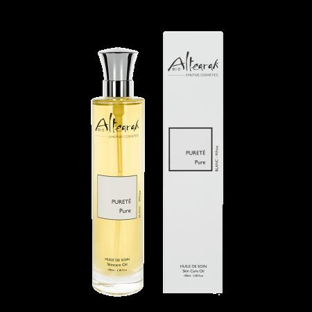 White - Pure - Skincare Oil - Altearah UAE