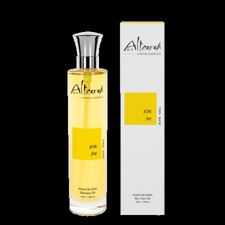 Yellow -Joy - Skincare Oil - UAE